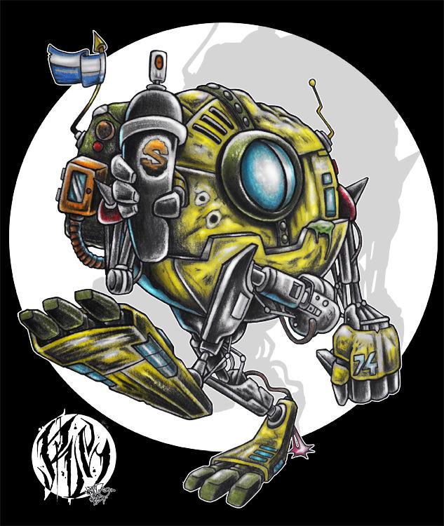 wannado, tattoo, graffiti, cartoon, shameyabc, shameabc, blackrabbitink